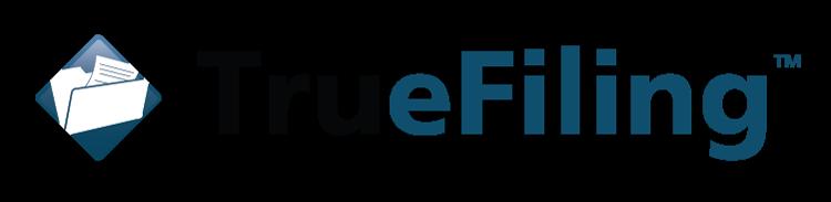 TrueFiling Logo